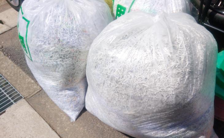 ゴミ定期回収